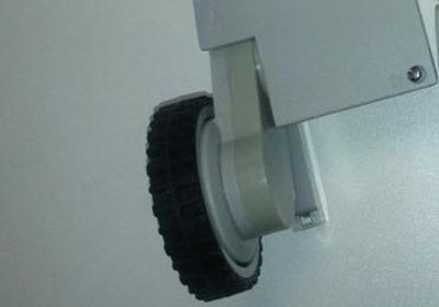 La importancia de las ruedas en robots aspiradores