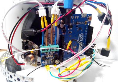 PrototipoV13 controlado por Arduino