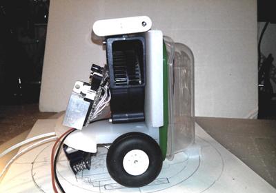Prototipo V13 lateral