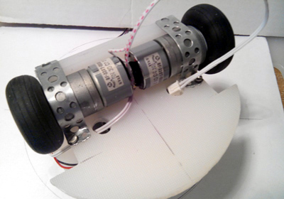 Prototipo V13 motores