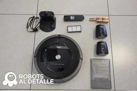 robot roomba 880