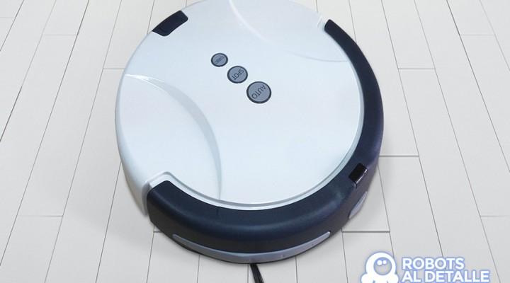 Presentando el robot aspirador TanGO Slim