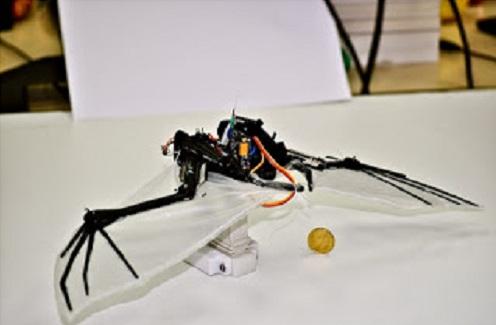 El robot español que quisiera tener Batman