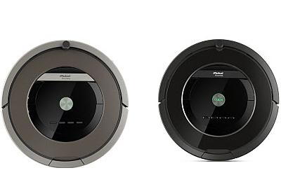 iRobot Roomba 880 e iRobot Roomba 870