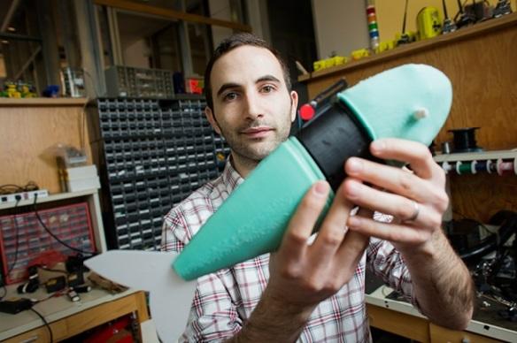 Pez robot del MIT que podría explorar el océano profundo