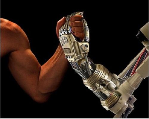 Deportistas contra robots, contiendas que no puedes perder de vista
