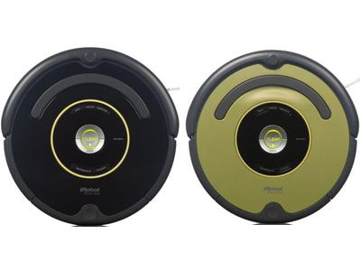 Roomba 650 y Roomba 660