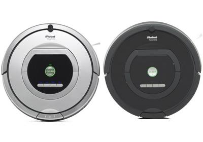Roomba 760 y Roomba 770