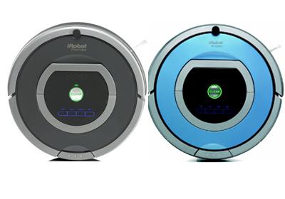 Roomba 780 y Roomba 790