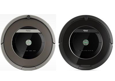 Roomba 870 y Roomba 880