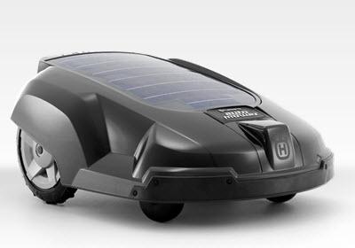 Automower Híbrido Solar