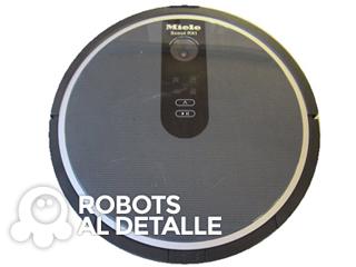 Presentando el robot aspirador Miele Scout RX1