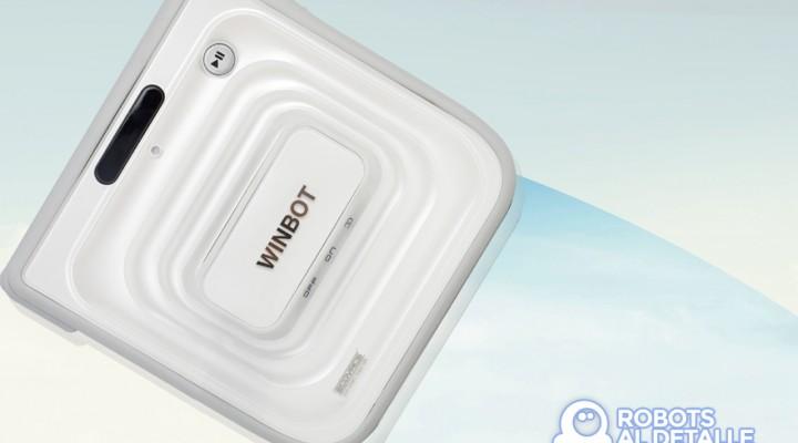 Robot limpiacristales Winbot W730