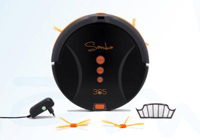 Robot aspirador Samba 365