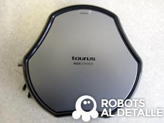 Robot aspirador Taurus Hexa Striker