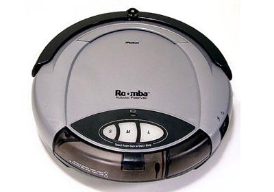 Robor Roomba aspirador