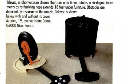 Robot Televac