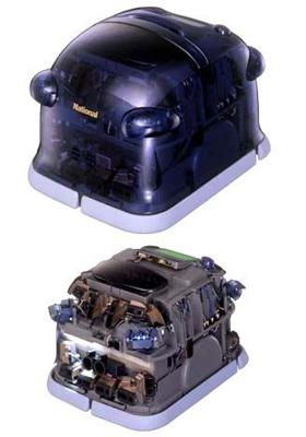 Robot aspirador Panasonic