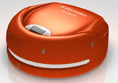 Robot aspirador Trilobite de Electrolux