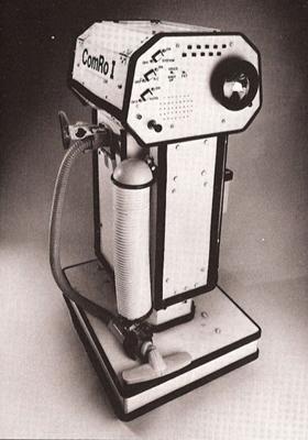robot Comro 1