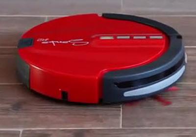 Video oficial robot aspirador Samba R2