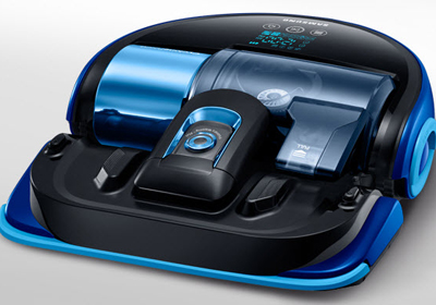 Primeras noticias sobre el robot aspirador Samsung VR-9000H