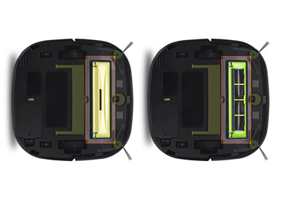 Mamirobot Curling parte inferior