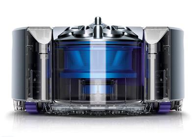Robot aspirador Dyson 360 Eye
