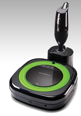 Presentamos el robot aspirador Mamirobot Curling
