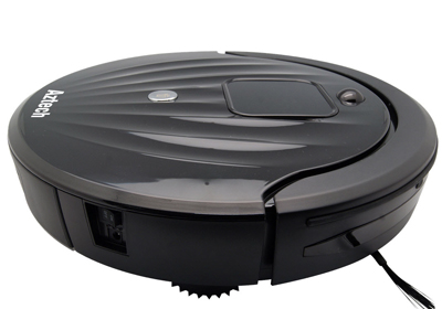 Robot aspirador Aztech VC 2000 lateral