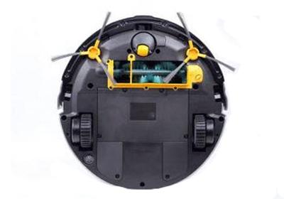 Robot aspirador Deepoo D77 parte inferior