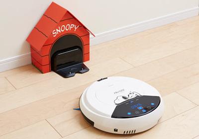 Robot aspirador AQUA Snoopy