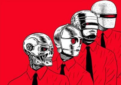 Historia de los robots en el cine