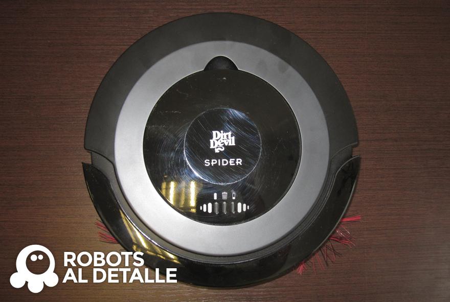 Robots aspiradores baratos: lo mejor de 2014