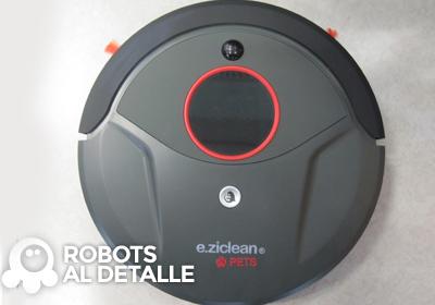 Robot aspirador Eziclean BOT Pets