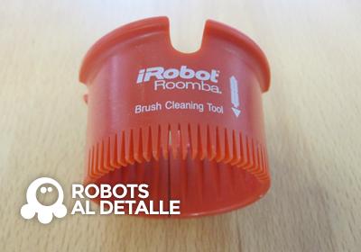 Herramienta de limpieza Comparativa Roomba