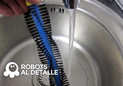 Lavamos cepillo del Scooba 450