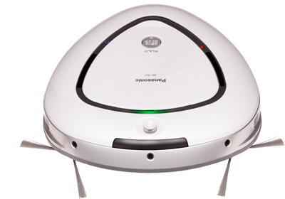 Presentamos el robot aspirador Panasonic MC-RS1 Rulo