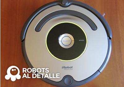Robot aspirador Roomba 631
