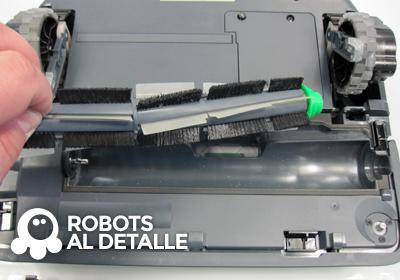 Sacamos el cepillo del Kobold VR-200
