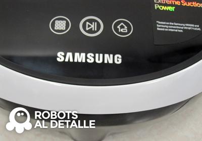 Samsung Powerbot detalle