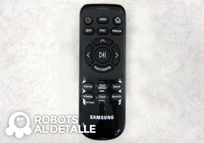 Samsung Powerbot mando a distancia