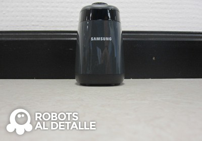 Samsung Powerbot pared virtual