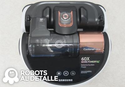 Robot aspirador Samsung Powerbot VR9000
