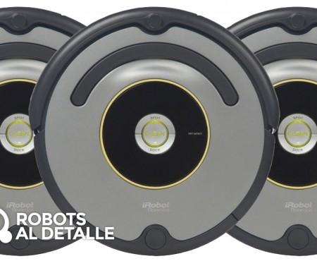 Comparativa Roomba modelos 630, 631 y 632