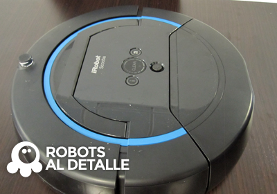 Cómo limpiar el cabezal de limpieza de iRobot Scooba 450