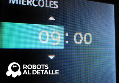 Ajustamos hora Kobold VR-200