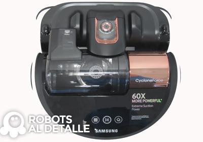 Comparativa Roomba y Samsung