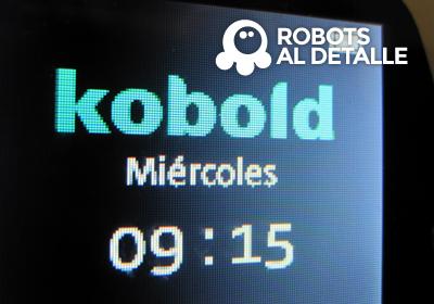 Horario configurado Kobold VR-200