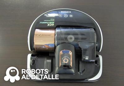 Robot Powerbot de Samsung